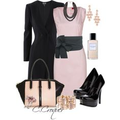 Classic, created by ccroquer on Polyvore