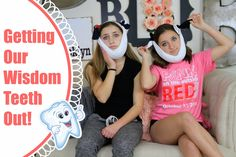 Identical Twins Get Wisdom Teeth Removed | Funny Reactions HAHAHAHAHA so funny brookyn and bailey
