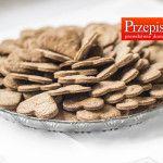 KRUCHE CIASTKA KAKAOWE - przepis na bardzo smaczne, idealnie kruche ciasteczka na każdą okazję. Najlepsze kruche ciastka jak ze sklepu.