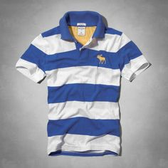 pop color striped polo $18