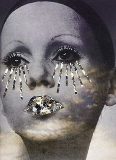 Diamonds....art. Statement....