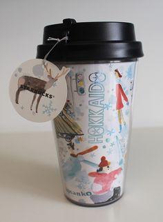 Starbucks Japan Geography Series City Tumbler - Hokkaido | It has grown on me!