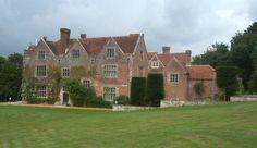 Chawton House, home of Jane Austen's brother, Edward Austen Knight