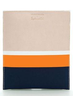 iPad Case / Clare Vivier for Splendid