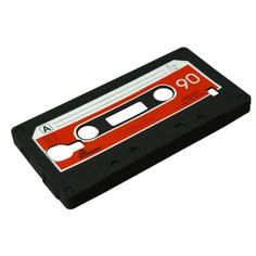 Hot Cassette Silicone Case Protective Soft Cover for Samsung Galaxy S4 i9500