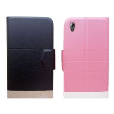 In Stock! Fashion PU Leather Case Cover For Samsung Tizen Z3 Flip Book Style Wallet Stand Cover camera hole With Card Slot Price: INR 332.58849   India