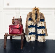 Coat by Zadig & Voltaire, of course.