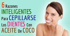 El aceite de coco es ideal para la salud oral, además no contiene ingredientes dañinos, como el fluoruro, triclosan y SLS. http://articulos.mercola.com/sitios/articulos/archivo/2015/05/02/pasta-de-dientes-aceite-de-coco.aspx