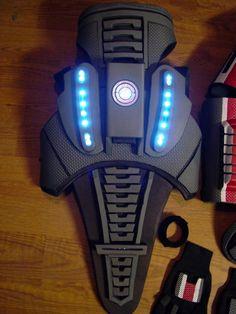 Wear Mass Effect N7 Armor | GameFrosting.com