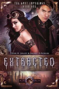 Kimber Leigh Writes: Extracted by Sherry D. Ficklin & Tyler Jolley - Excerpt…