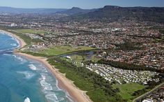 Plan your next holiday or weekend escape at one of Wollongong's scenic beachfront tourist parks, located at Bulli, Corrimal and Windang. Australian Photography, Next Holiday, River, Park, History, Outdoor, Outdoors, Historia, Parks