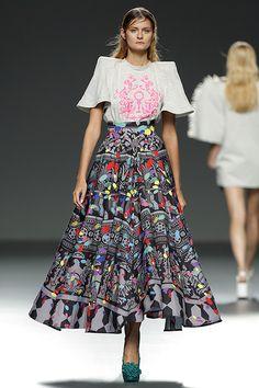 Beatriz Peñalver - EGO - Madrid Fashion Week P/V 2015 #mbfwm
