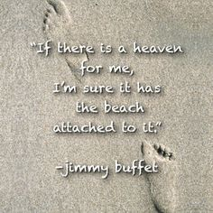 Beautiful Beach Quote