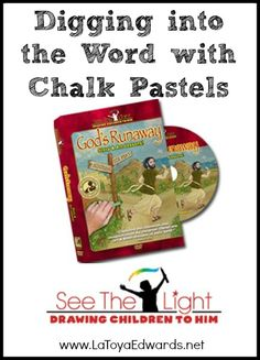 Dig into the story of Jonah with this wonderful christian art curriculum from See the Light. Hurry for your chance to win this wonderful curriculum for your family!  LaToyaEdwards.net