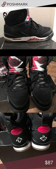 Jordan Jordan sixty plus 6.5Y Grade School Air Jordan Shoes Sneakers