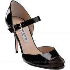 ♥…♥…♥ Jimmy Choo Lace Mary Jane Pumps Black ,▁⋚▄☞ SAVE 50% OFF NOW!