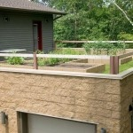 Garage Top Garden | Oldham Hirst Design, PC