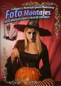 Disfraz Bruja Halloween FotoMontaje de Miedo