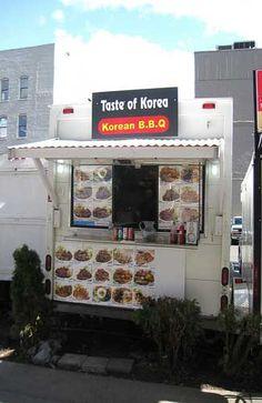 Portland food truck