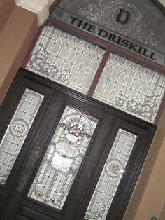 The Driskill Hotel of AUSTIN  ~  A wonderful rainy day breakfast place!