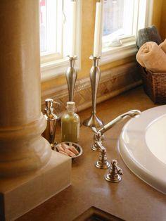 Back splash detail!    Traditional   Kitchens   Gail Drury : Designer Portfolio : HGTV - Home & Garden Television