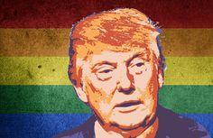 RS Notícias: Donald Trump e o casamento gay: o que muda?