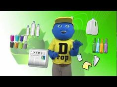 Going Green with D-rop: Reduce, Reuse, Recycle (2:32)