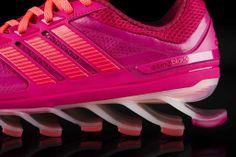 adidas SpringBlade Running Shoe Women's Pink (8)