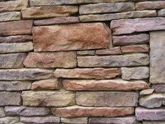 Make Ledgestone - DIY Rock Kit w/all Supplies+ 40 Concrete Stone ...