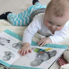 En nydelig ord-og –bilde bok. Vokser med barnet fra baby til boken er full av bilder som barnet kan gjenkjenne og peke på.  Barnet ser ikke bare illustrasjonene, men også bokstavene og ordene på siden, og vil lære sammenhengen mellom dem og ordene du sier høyt.  Barnets ordforråd og språkforståelse øker, og studier viser at det er mengden ord barnet hører i førskolealderen som vil være avgjørende for fremtidige leseferdigheter. Lærerik og morsom. Barn, Kids Rugs, Home Decor, Creative, Converted Barn, Decoration Home, Kid Friendly Rugs, Room Decor, Home Interior Design