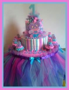 Abbey cadabbey tutu cake #sueberry