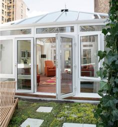 Roof conservatory in NYC
