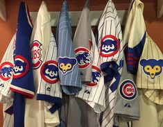 Cubs Jerseys by nell Chicago Cubs Fans, Chicago Cubs World Series, Chicago Cubs Baseball, Baseball Scores, Baseball Stuff, Cubs Games, Cubs Team, Bear Cubs, Chicgo Cubs