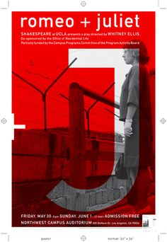Romeo + Juliet - Willem Henri Lucas print design graphic design