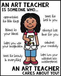 Art Teacher Poster [Someone Who] by Kaitlynn Albani Art Classroom Management, Classroom Rules, Classroom Posters, Art Room Rules, Art Room Posters, Fun Craft, Teacher Posters, Stem Projects, Art Lessons Elementary
