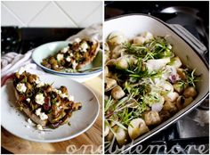 Without a doubt, the best oven roasted mushrooms I've ever eaten (and it's surprisingly easy to make)
