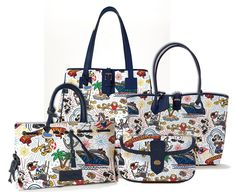 disney dooney and bourke | Dooney & Bourke Co-Branded Product Sets Sail on Disney Cruise Line ...