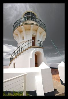 Sugarloaf Point Lighthouse - Seal Rocks NSW...