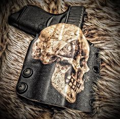The Official Urban Carry Total Concealment Holster Custom Leather Holsters, Custom Glock, Concealed Carry Holsters, Kydex Sheath, Kydex Holster, Cool Guns, Guns And Ammo, Cool Tools, Tactical Gear