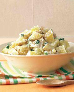 Basic Potato Salad Recipe