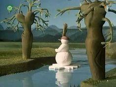 Macko Usko - Snehuliacik - YouTube Bird, Winter, Youtube, Animals, Winter Time, Animales, Animaux, Birds, Animal