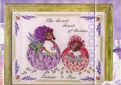 94. CSC 107 Lavender & rose.  My little collection