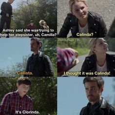 Killian, Emma and Henry - 6 * 3 The Other Shoe #CaptainSwan #CaptainCobra