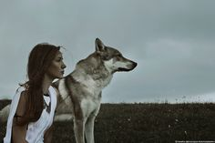 The Wolf Girl Marta Bevacqua Photography She Wolf, Wolf Girl, Husky, Marta Bevacqua, Foto Fantasy, Wolf Photography, Conceptual Photography, Portrait Photography, Wolves And Women