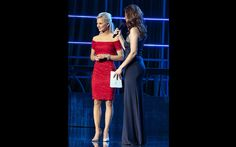 Miss America 2013 | Out + About Features | The Best of the Twin Cities | Mpls.St..Paul Magazine: Siri listens for her on-stage question during preliminary competition at Miss America 2013.
