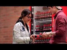기발한 마케팅, 코카콜라 혼자서 열 수 없는 병 뚜껑 이벤트