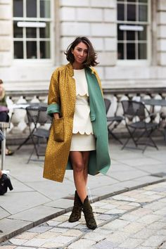 The best tips for effortless fall style via @Wandeleur