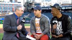 """One year ago today FOX Sports Detroit launched its 2015 April In The D campaign, and our single """"Champion"""" was used as the official theme song. Here's a short video recap highlighting the experience. Thank you again to Fox Sports Detroit for all their great support! #MusicLicensing #FlashBackFriday #AprilInTheD #FoxSportsDetroit Detroit Pistons Detroit Tigers Detroit Red Wings..."""
