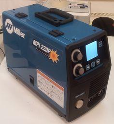 #welding Miller MPi 220P
