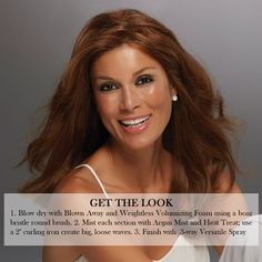 """GET THE LOOK: """"Angie"""" Human Hair Wig - Lace Front / Monofilament / Handtied"""